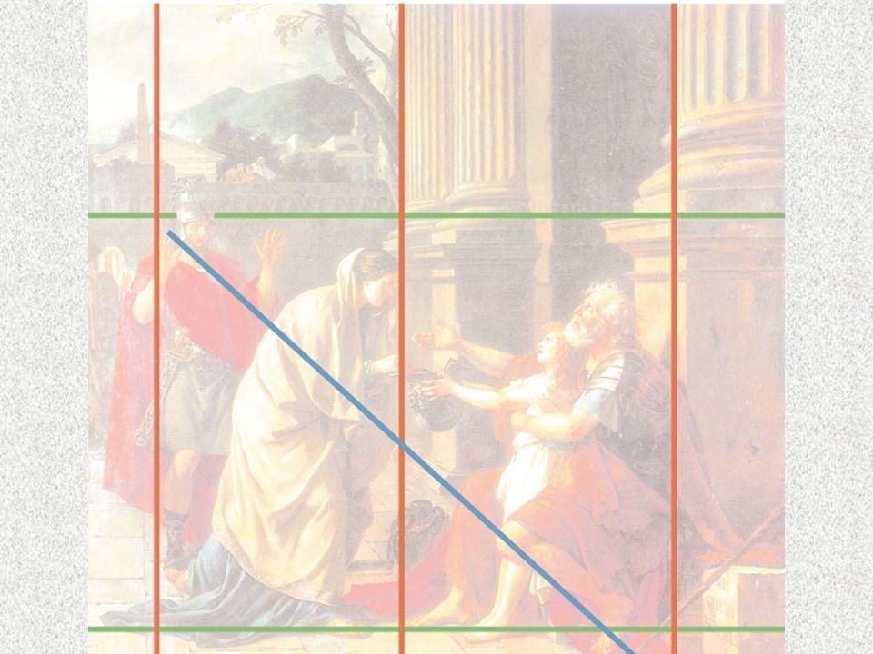 Il David neoclassico Intorno ai primi anni del nono decennio del secolo, la pittura di David va incontro, forse a causa dellennesimo viaggio a Roma, ad una ulteriore depurazione.