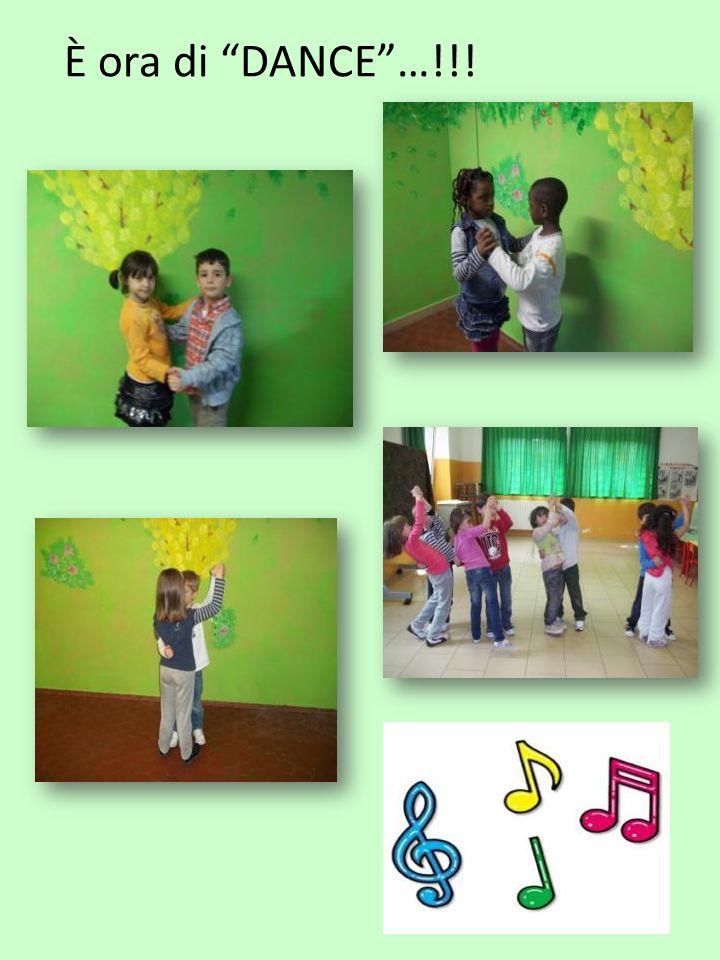 È ora di DANCE…!!!