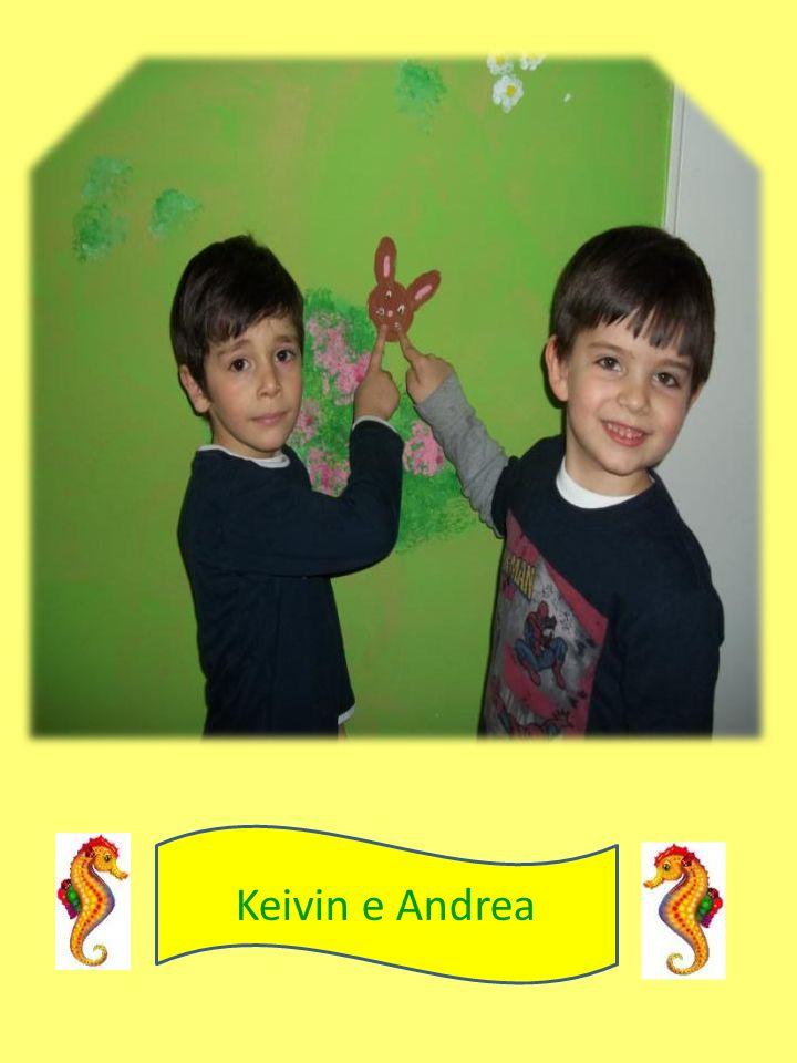 Keivin e Andrea