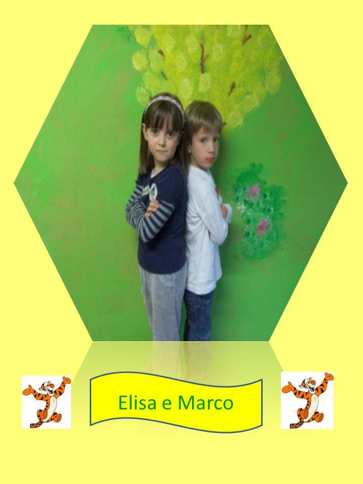 Elisa e Marco