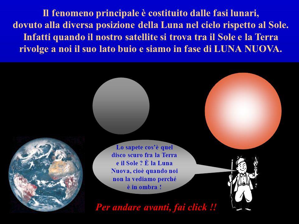 …….Oppure un altro tipico paesaggio lunare: Non cè il Sole, il cielo è nero, tutto è nero E fa un gran freddo……..