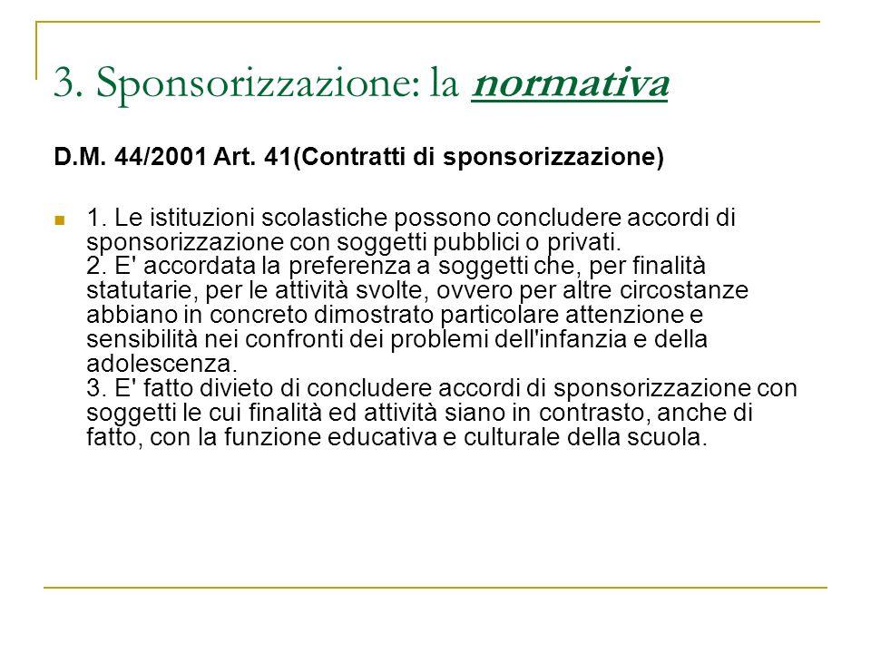 4.Manutenzione degli edifici: la normativa D.M. 44/2001 Art.