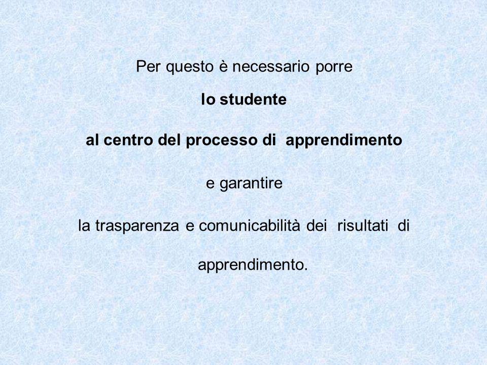 IN ITALIA Allegato 1 del D.M.