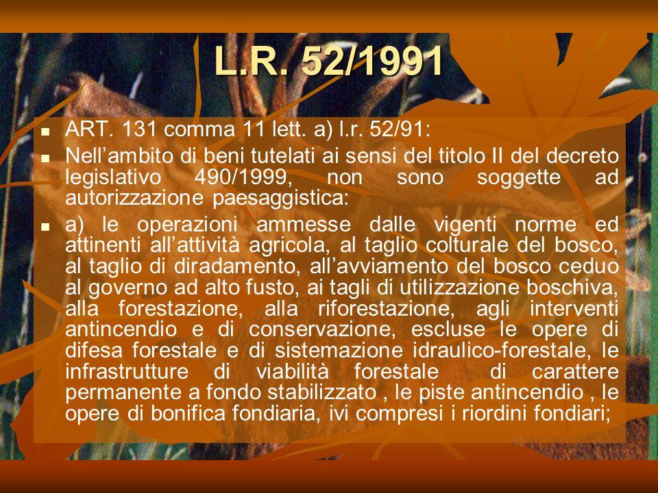 L.R.6/2008 ART. 45 (modifiche alla l.r. 24/1996): Comma 2: Il comma 6 art.