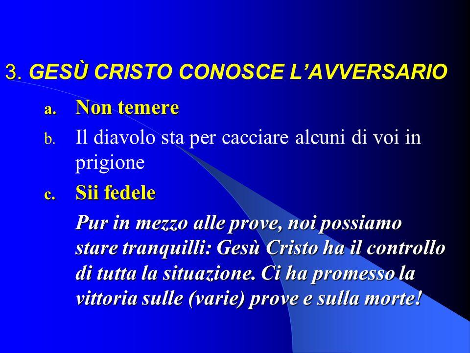 Apocalisse 2:8-10 INCORAGGIAMENTO NEI TEMPI DI PROVA: PROVA: UN MESSAGGIO SEMPRE ATTUALE.