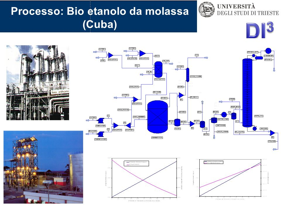 Gassificazione e celle a combustibile Pre treatment Gasification Gas Clean-up Evaporator Reforming Co generation An.Cath.