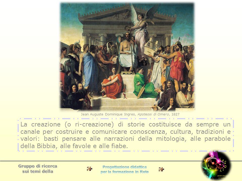 Gruppo di ricerca sui temi della Raffaello Sanzio, La scuola di Atene, particolare, 1509-1510 Nella Poetica, Aristotele fa riferimento ai caratteri dellopera poetica (nel senso ampio di creazione) e alla sua intenzionalità.