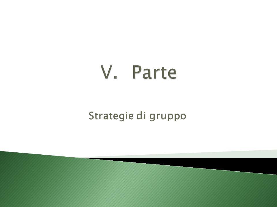 Strategie di gruppo