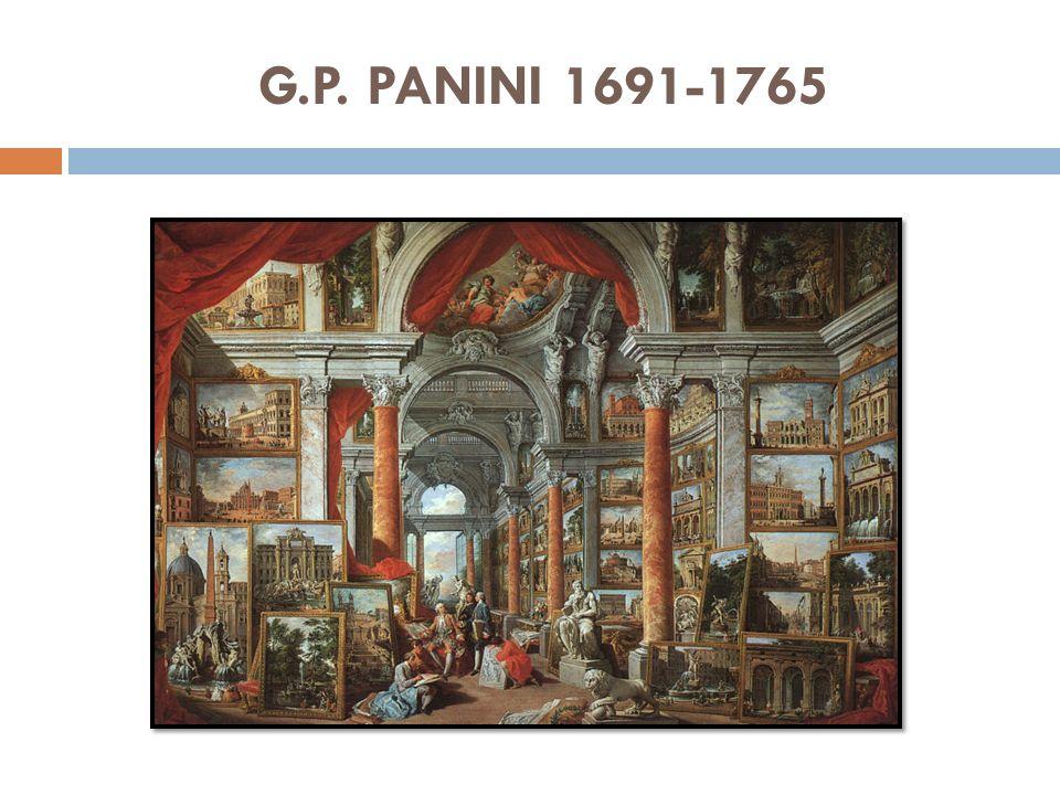 G.P. PANINI 1691-1765