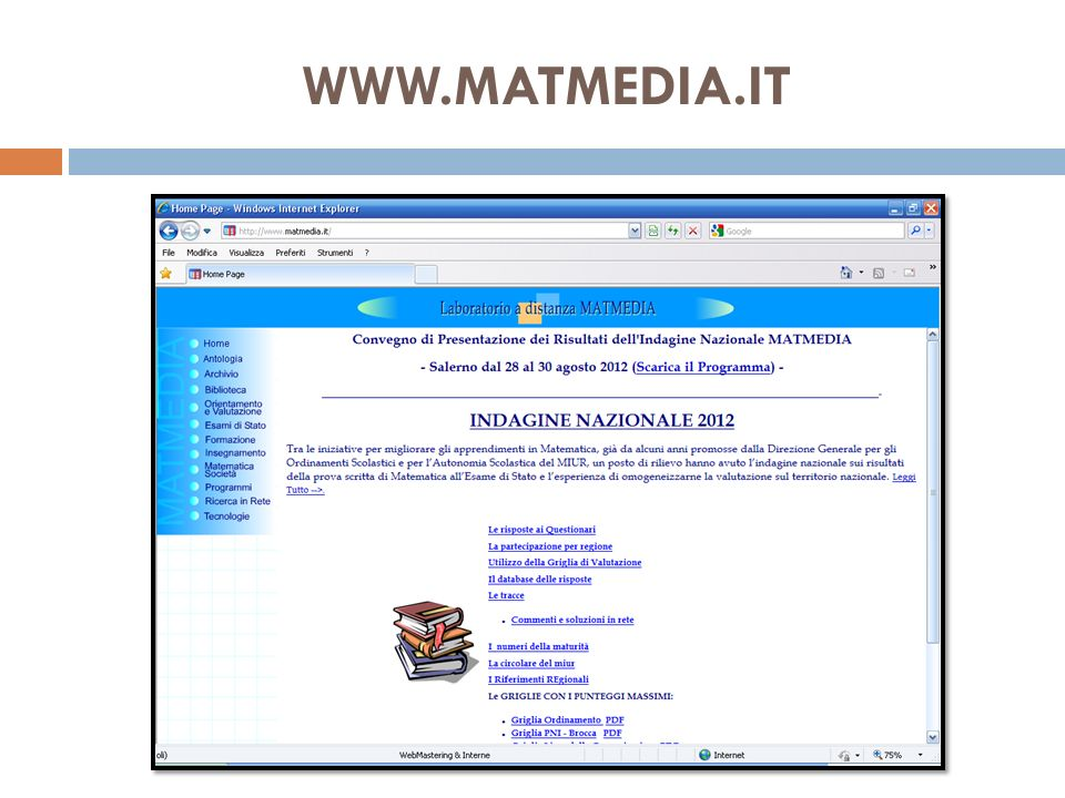 WWW.MATMEDIA.IT