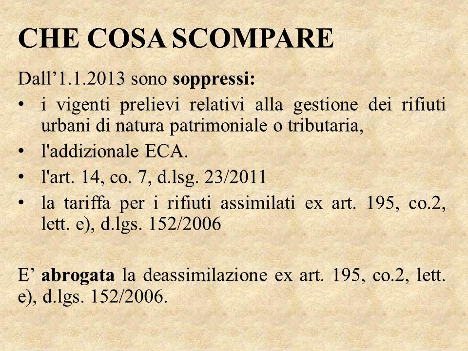 PIANO FINANZIARIO Contenuto (art.8, D.P.R.