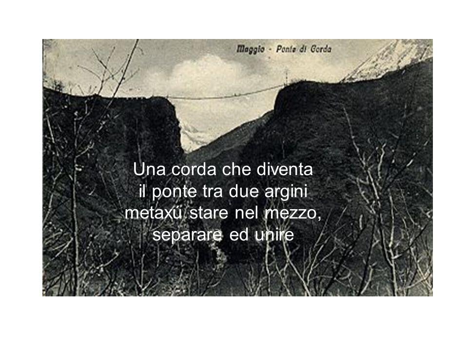 … ponti che si amano o che si odiano …