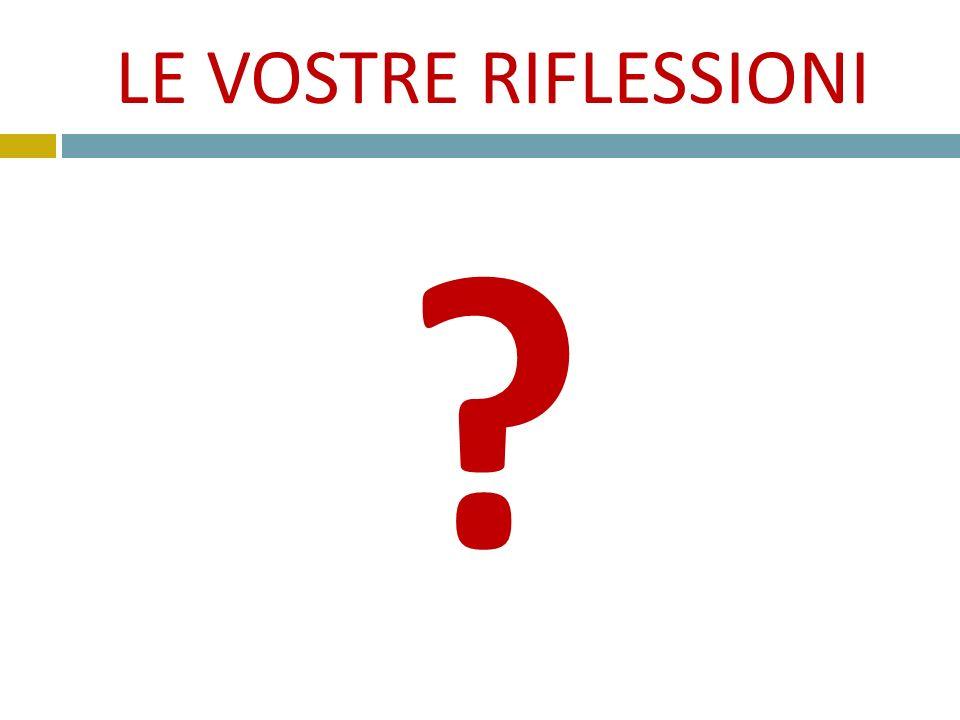 LE VOSTRE RIFLESSIONI come organizzare l'ufficio estero - www.axiaconsulting.it ?