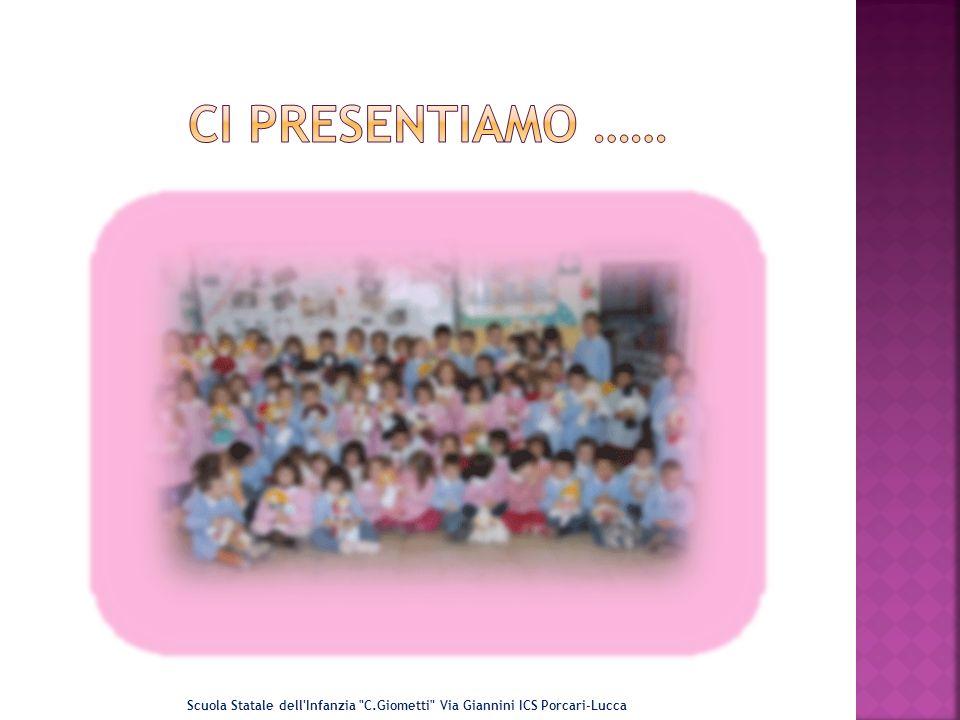 Scuola Statale dellInfanzia C.Giometti Porcari-Lucca Via Giannini Tel 0583 295610 Istituto Comprensivo Porcari Via Catalani 55016 Porcari Lucca Tel 0583 210747 segreteria@icporcari.it