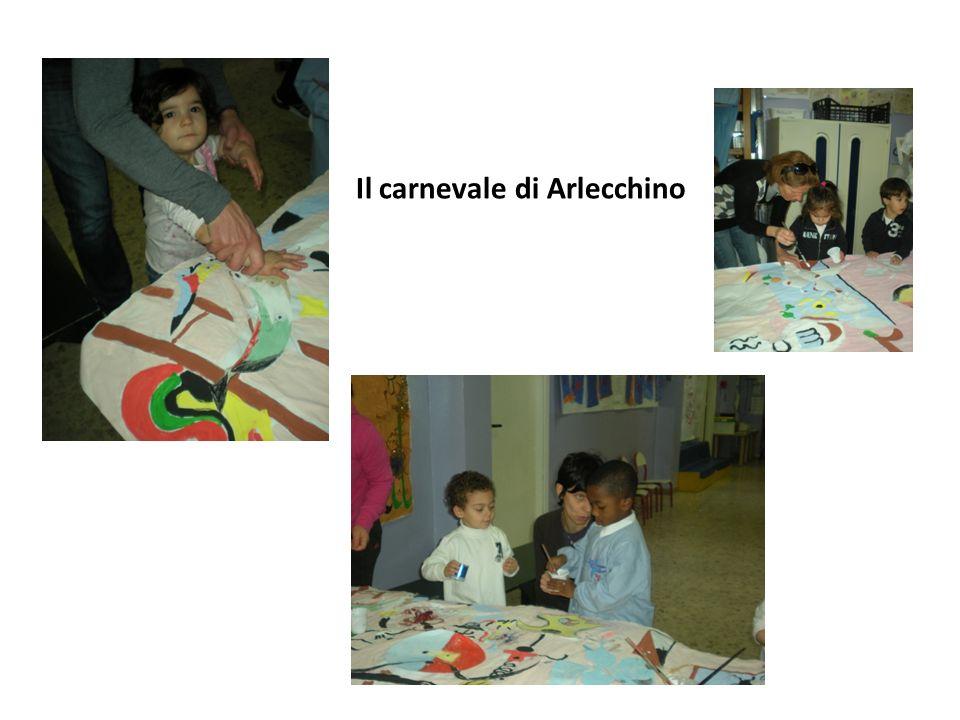 Il carnevale di Arlecchino