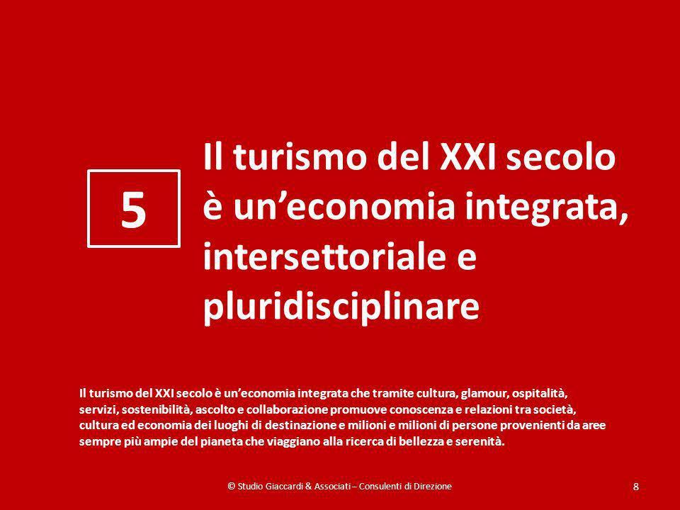 © Studio Giaccardi & Associati – Consulenti di Direzione 19 Grazie per avermi ascoltato.
