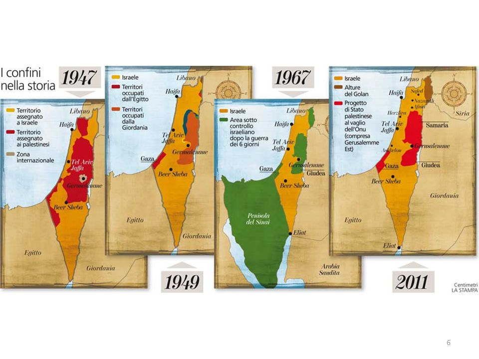 Lindustria del processo di pace 1987 cessione della Cisgiordania allOLP da parte di re Hussein di Giordania 1988 incontro di Algeri Il Consiglio Nazionale Palestinese (PNC) offre a Israele il riconoscimento reciproco Accetta ciò che lOLP aveva sempre respinto, ovvero le Risoluzioni 242 e 338 47
