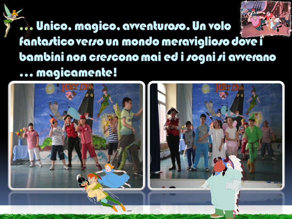 E stato davvero divertente, stupendo … PETER COMBATTE CONTRO CAPITAN UNCINO! I pellerossa danzano, augh!