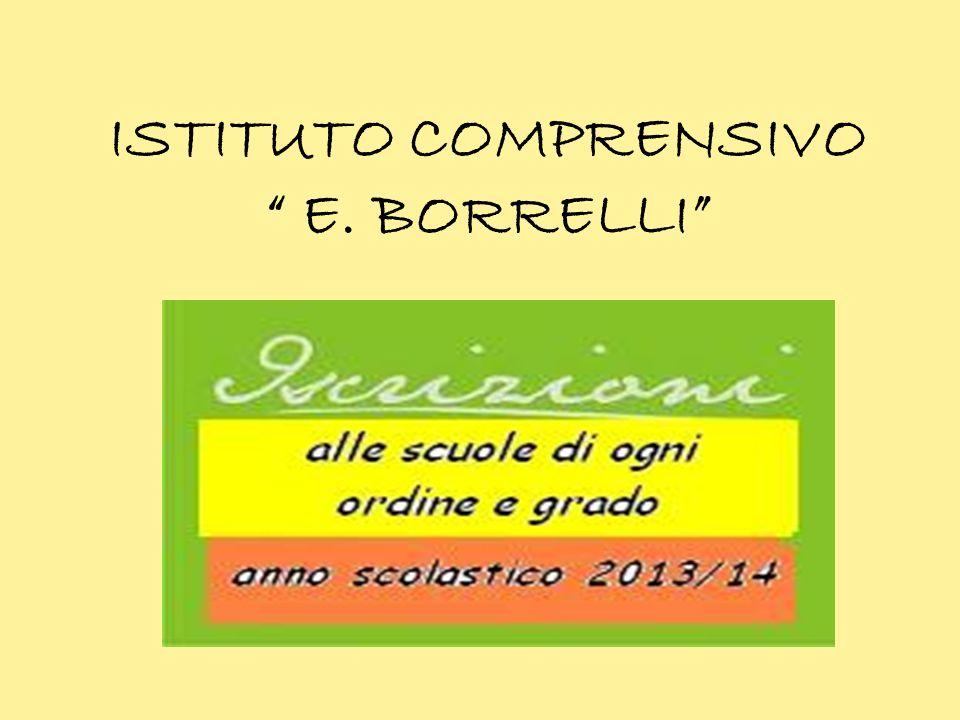 ISTITUTO COMPRENSIVO E. BORRELLI