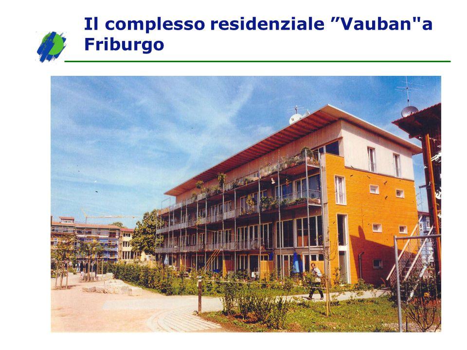 Il complesso residenziale Vauban