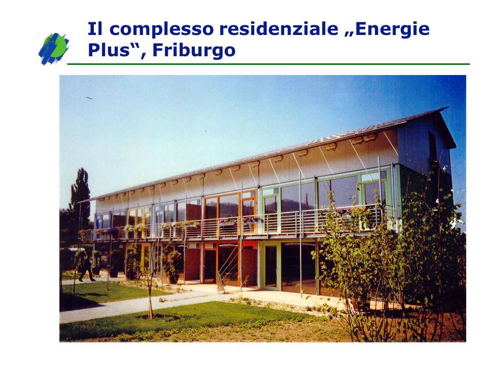 Il complesso residenziale Energie Plus, Friburgo