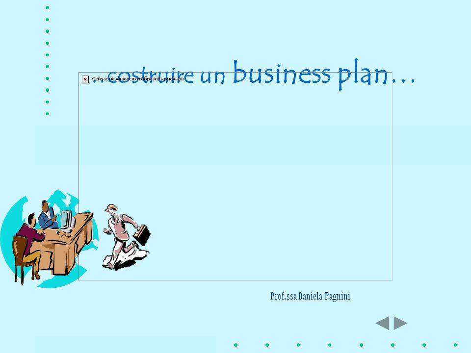 3 Cosè un business plan E un documento che sintetizza i contenuti e le caratteristiche di un progetto imprenditoriale per costituire una nuova impresa per descrivere progetti di aziende già esistenti Perché redigere un business plan : per ridurre gli errori di valutazione per prevedere in anticipo la fattibilità del progetto