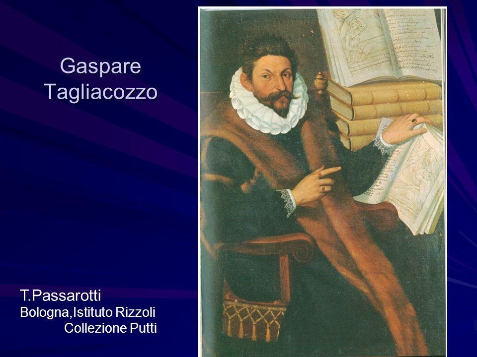 Gaspare Tagliacozzo T.Passarotti Bologna,Istituto Rizzoli Collezione Putti