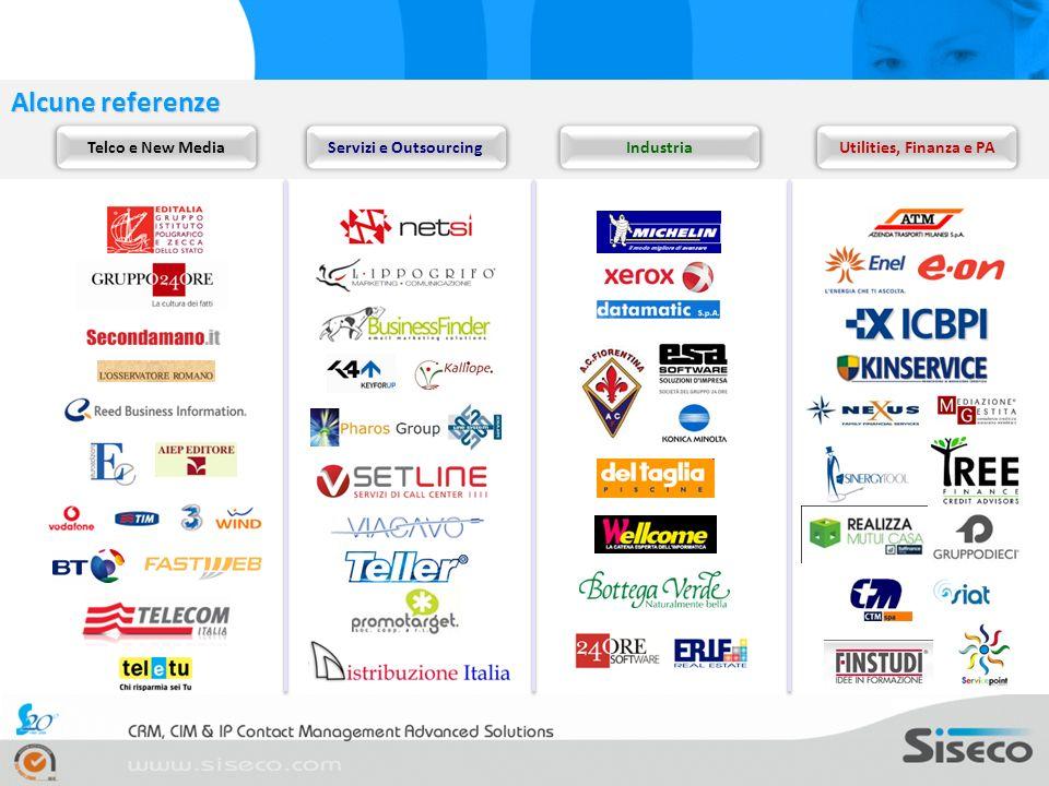 2008 - 6 Alle società che vogliono migliorare il rapporto con i propri Clienti e Prospect tramite un C.R.M.