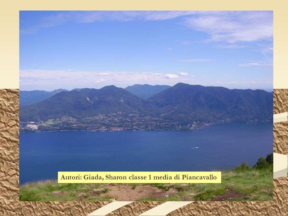 Autori: Giada, Sharon classe 1 media di Piancavallo