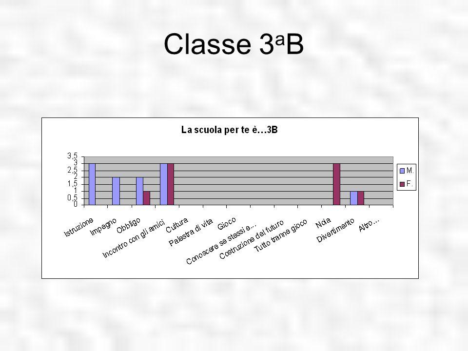 Classe 3 a B