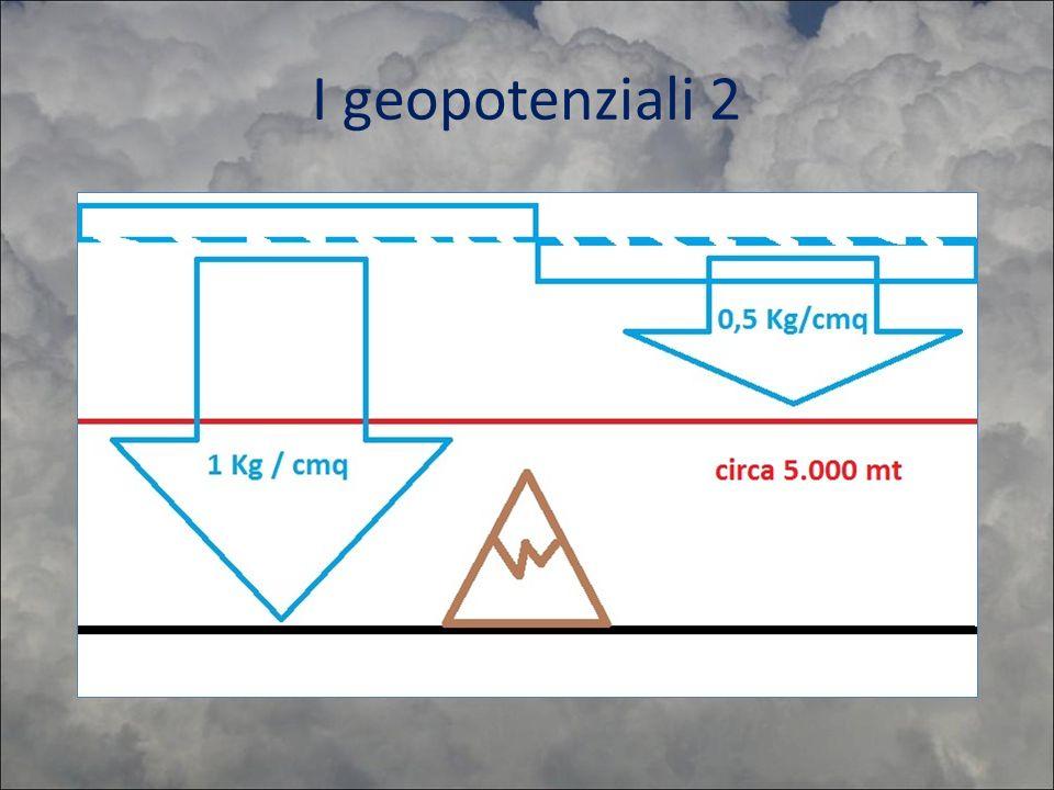 I geopotenziali 2