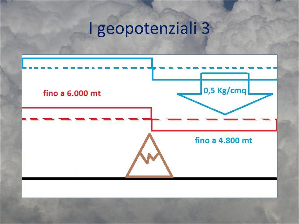 I geopotenziali 3