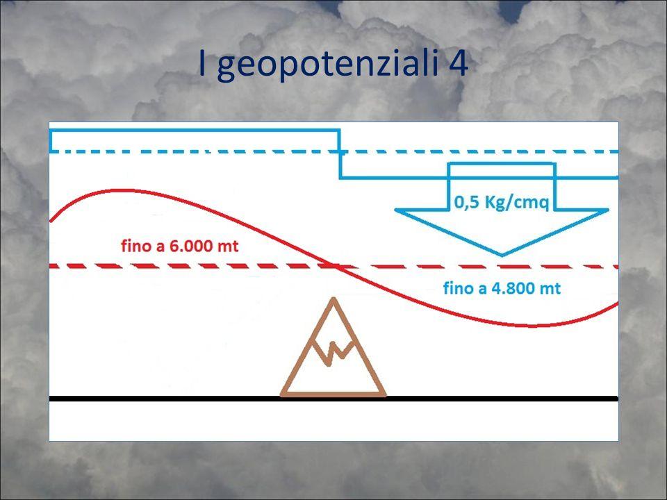 I geopotenziali 4