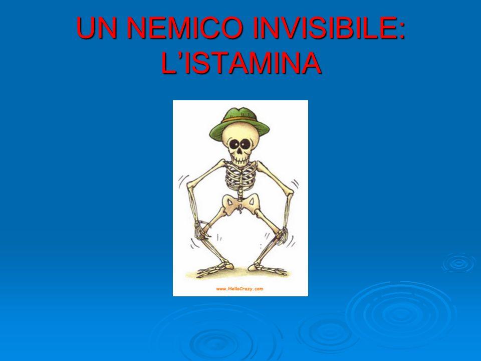 Un nemico invisibile: listamina