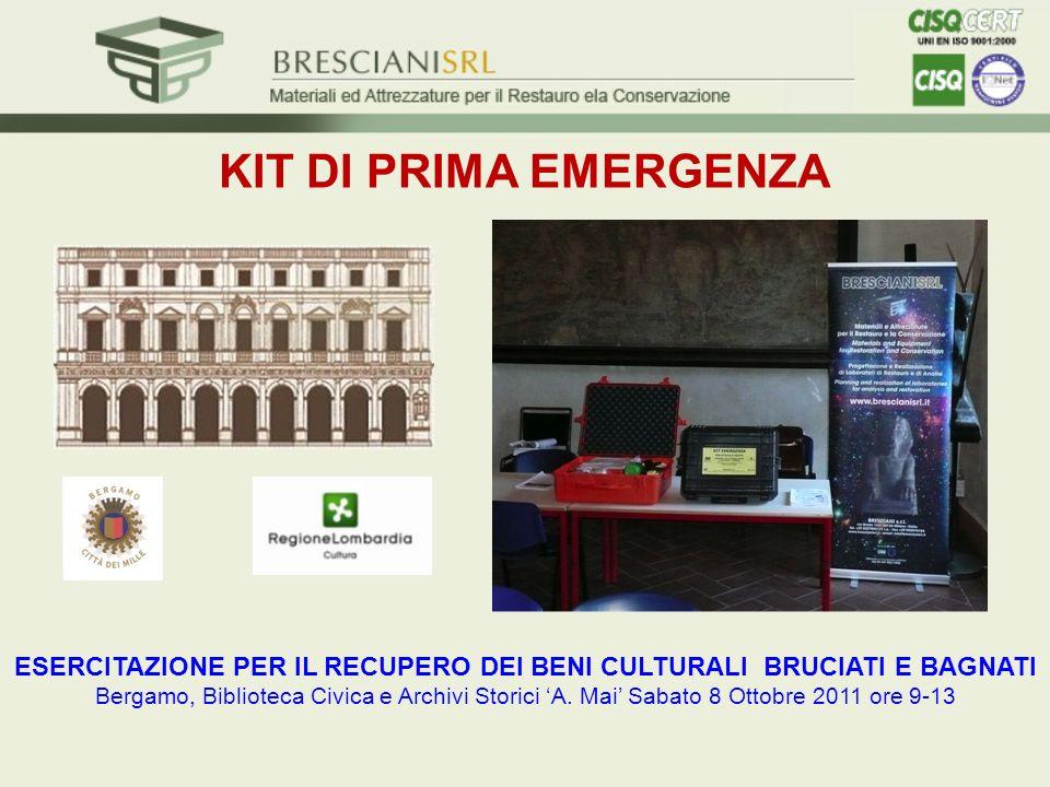 www.brescianisrl.it Per ulteriori informazioni visitate il sito