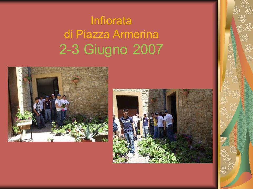 Infiorata di Piazza Armerina 2-3 Giugno 2007