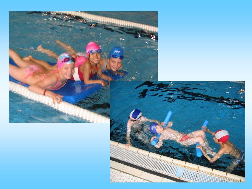 Ecco le reazioni tipiche dei vostri «allievi» in piscina.
