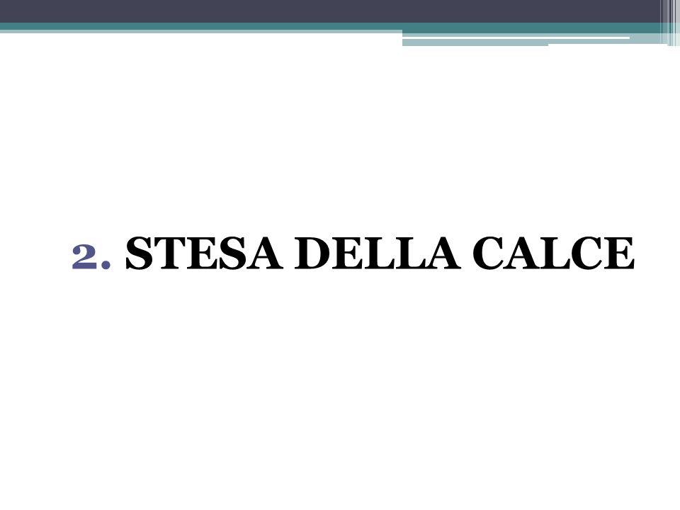 2. STESA DELLA CALCE