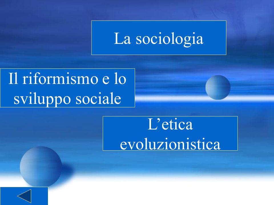 La psicologia La teoria della conoscenza La biologia
