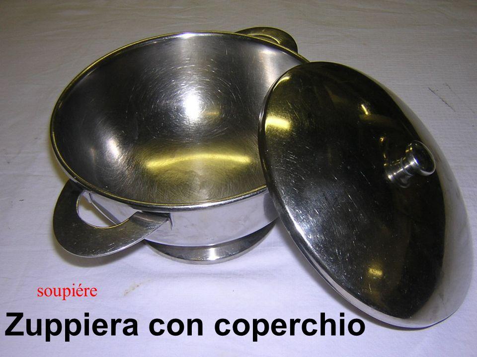 Zuppiera con coperchio soupiére