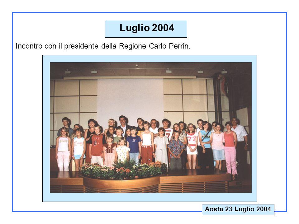 Giugno 2003 Arrivo dei bambini allaereoporto di Torino