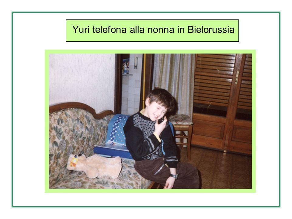 Progetto Sanitario Yuri Yuri é un bambino bielorusso di 10 anni che soffriva di gravi disfunzioni renali ed urologiche.
