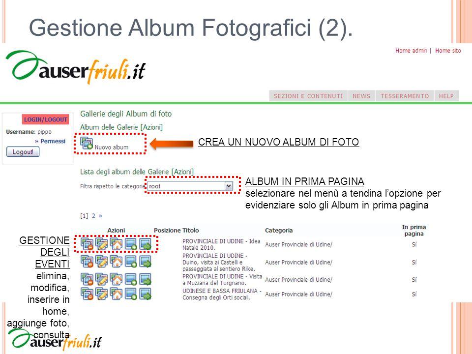 Gestione Album Fotografici (2).