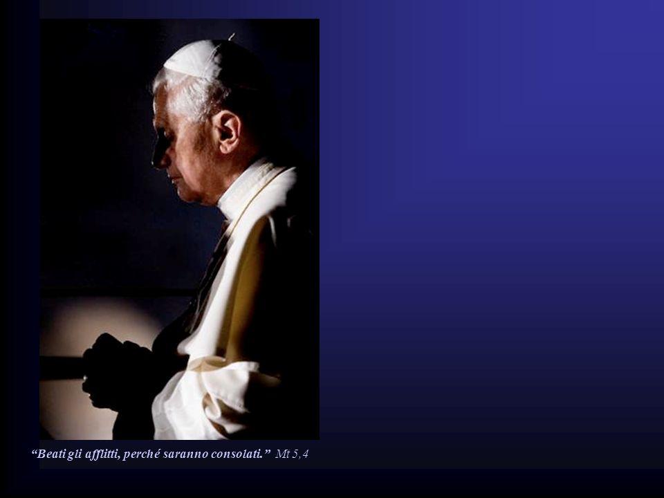 Beati gli operatori di pace, perché saranno chiamati figli di Dio. Mt 5, 9