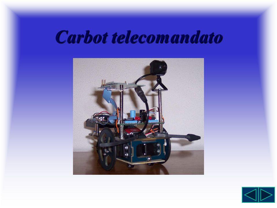 Carbot telecomandato
