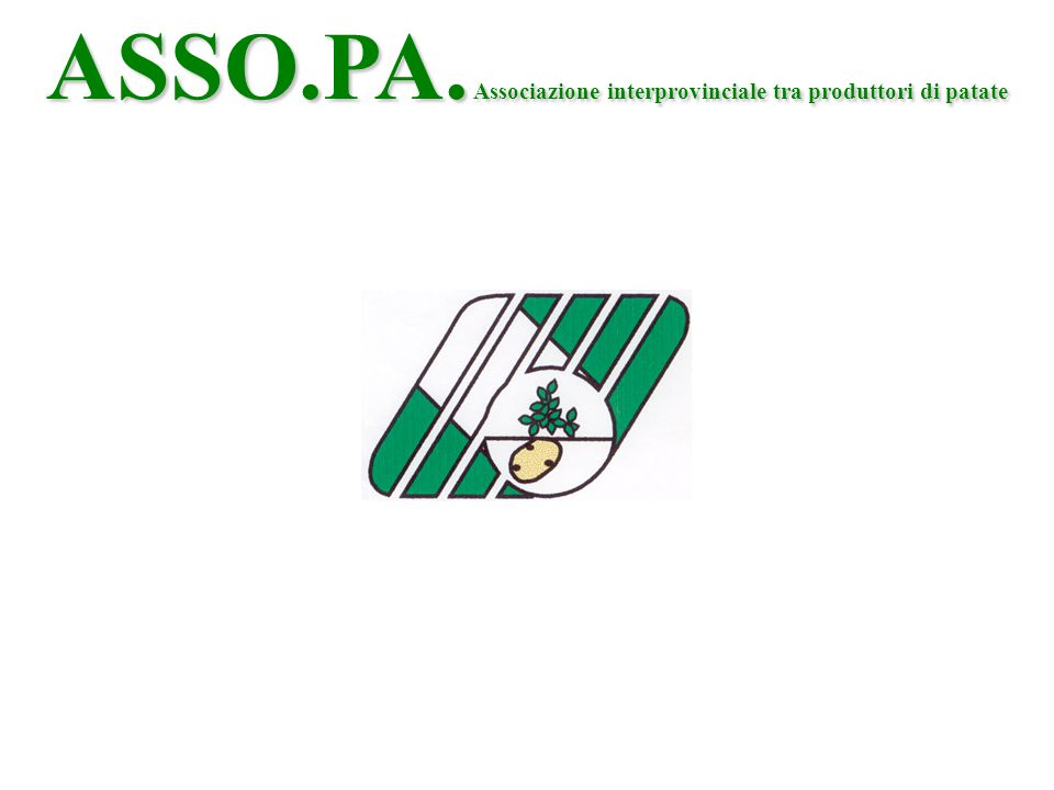 ASSO.PA. Associazione interprovinciale tra produttori di patate