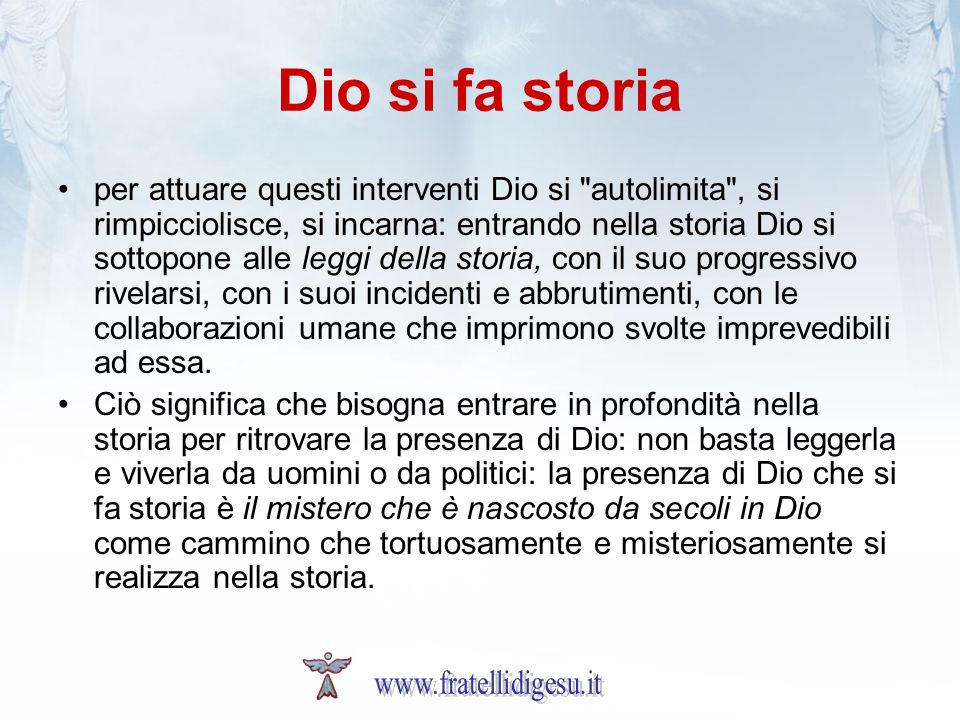 2.LA TRASMISSIONE DELLA PAROLA DI DIO NELLA BIBBIA [Dei Verbum cap.2,4,5] 1.