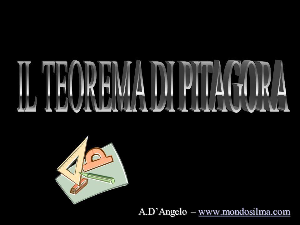 A.DAngelo – www.mondosilma.com www.mondosilma.com