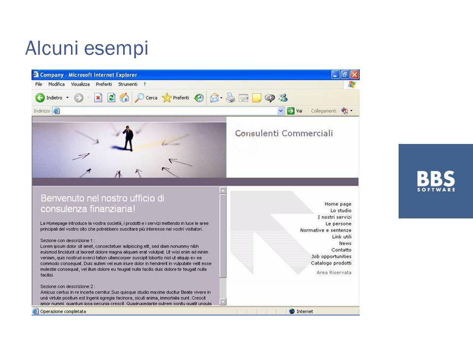 Company come strumento di lavoro Il modulo messaggi Il modulo della finanza agevolata Il modulo dellagenda dello studio condivisa Il modulo dellE-Commerce