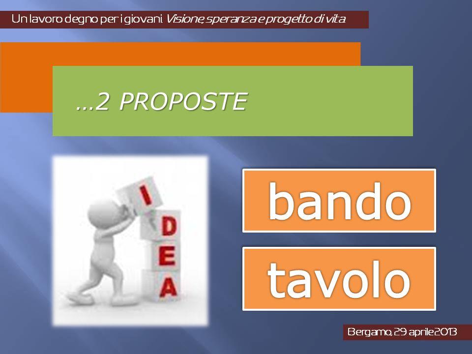 …2 PROPOSTE